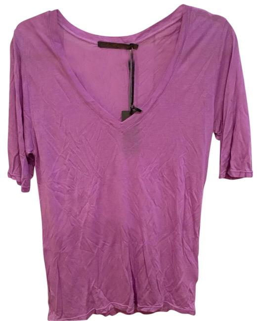 Preload https://item4.tradesy.com/images/feel-the-piece-lilac-purple-rn-130117-tee-shirt-size-2-xs-18968503-0-1.jpg?width=400&height=650