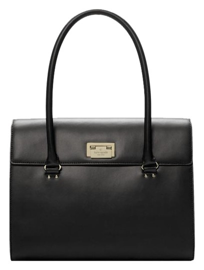 Preload https://item5.tradesy.com/images/kate-spade-extra-large-shoulder-handbag-black-leather-tote-18968764-0-1.jpg?width=440&height=440