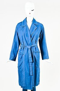 MiH Jeans Double Denim Trench Coat