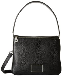 Marc by Marc Jacobs Ligero Pebbled Leather Medium Shoulder Bag