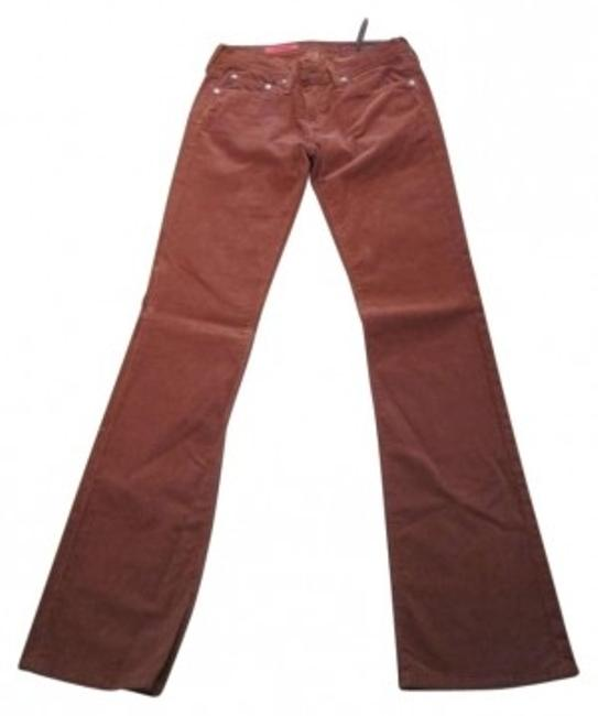 Item - Burnt Orange Pants Size 0 (XS, 25)