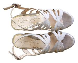 Jessica Simpson Pink Nude Strappy light pink Sandals