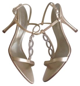ALDO Metallic Gold Formal