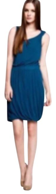 Preload https://item4.tradesy.com/images/theory-oil-blue-oirina-knee-length-workoffice-dress-size-4-s-18972943-0-1.jpg?width=400&height=650