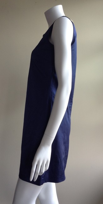 Moschino short dress Blue on Tradesy