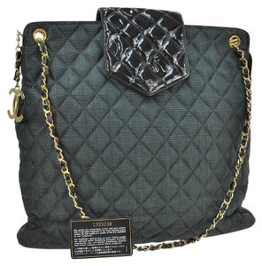 Chanel Purse Quilted Shoulder Bag