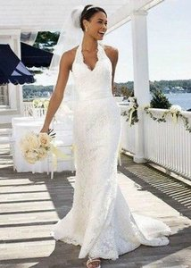 David's Bridal T9512 Wedding Dress