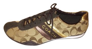 Coach Jane Sneaker New Brown Athletic