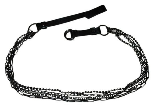 Preload https://item4.tradesy.com/images/ann-taylor-loft-gun-metal-and-black-multi-chain-leather-belt-18975958-0-1.jpg?width=440&height=440