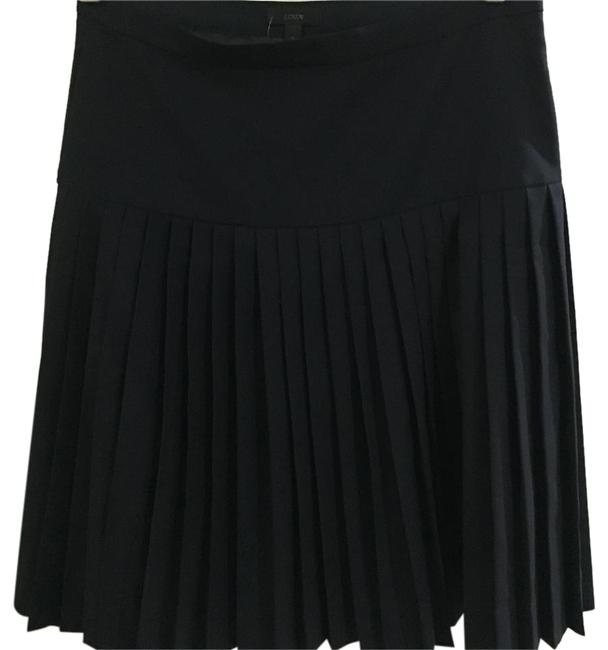 Item - Navy Drop Waist Pleated Skirt New with Tags Pants Size 12 (L, 32, 33)