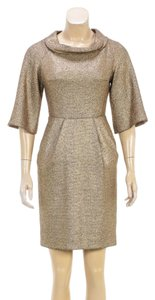 Michael Kors short dress Gold on Tradesy