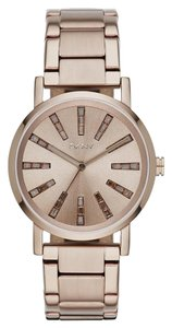 DKNY DKNY Women's Soho Three Hand Stainless Steel Watch