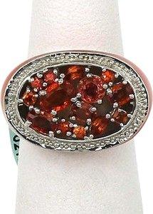 Other ,Designer,14k,Gold,2.51,Cts,Sapphires,Enameled,Band,Ring