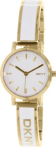 DKNY New DKNY Women's Soho Gold Tone Stainless Steel Watch NY2358