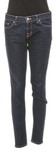 J Brand Straight Leg Jeans-Medium Wash