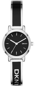 DKNY DKNY Women's Soho Black Stainless Steel Watch NY2357