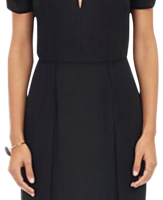 Preload https://item2.tradesy.com/images/l-agence-black-shirted-sleeve-knee-length-workoffice-dress-size-6-s-18978871-0-1.jpg?width=400&height=650