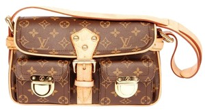 Louis Vuitton Monogram Canvas Shoulder Bag
