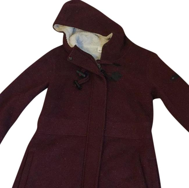 Item - Maroon Activewear Outerwear Size 8 (M, 29, 30)