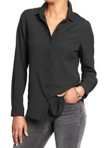 Old Navy Top Blackjack