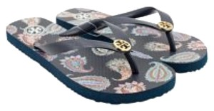ae703e64ce79f0 Tory Burch Blue Bags - Up to 70% off at Tradesy