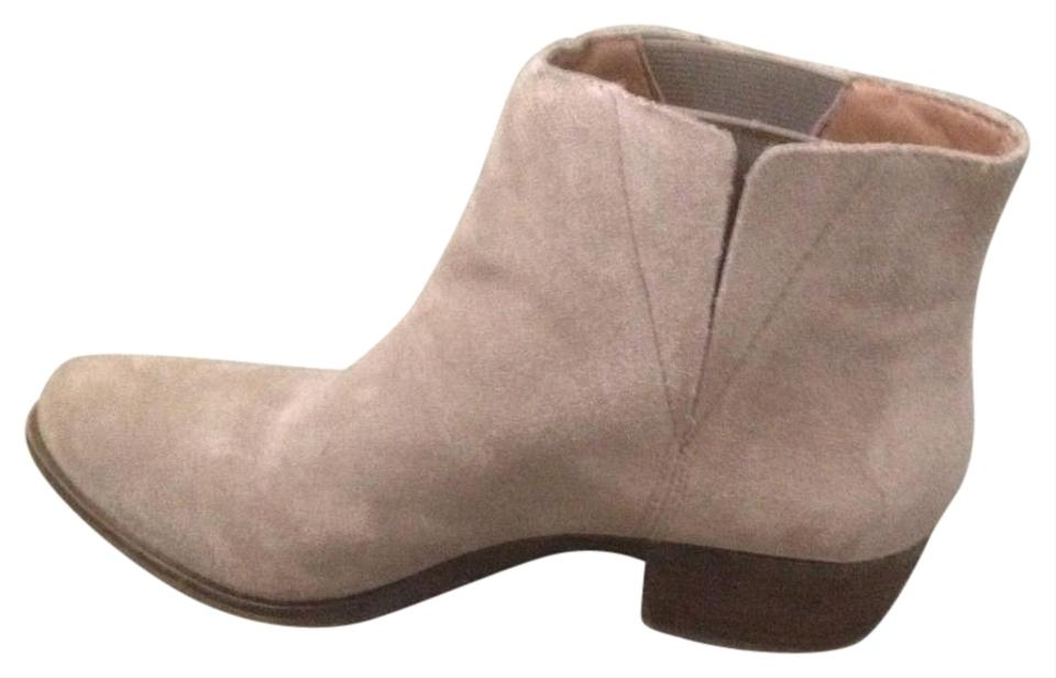 Lucky Brand Brand Lucky Tan Classic Suede Boots/Booties a02fe3