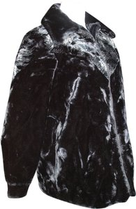 Hillmoor New York Vintage Faux Fur Fur Coat