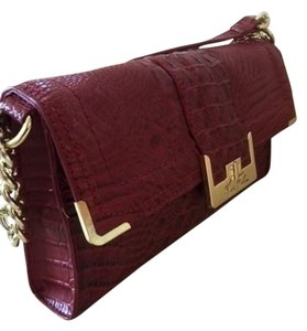 Marc Fisher Red Clutch
