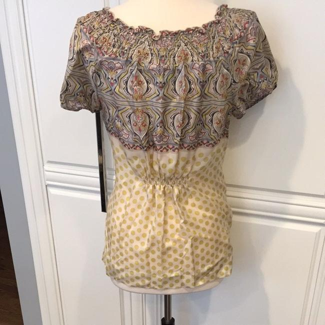 BCBGMAXAZRIA Top Multi