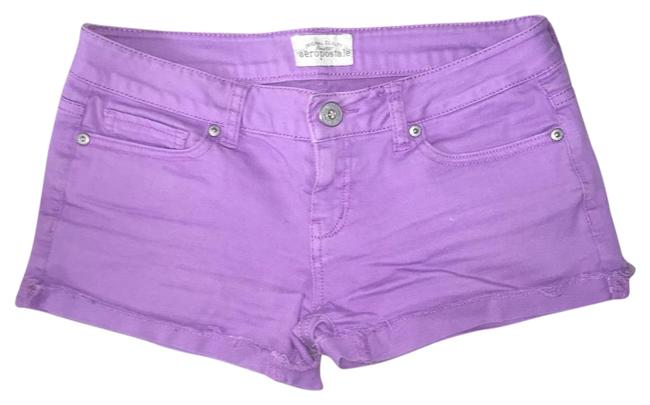 Preload https://item4.tradesy.com/images/aeropostale-purple-shorts-size-0-xs-25-18981958-0-1.jpg?width=400&height=650