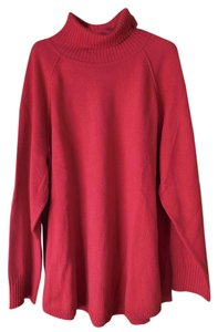 J. Jill Turtleneck Plus-size Sweater