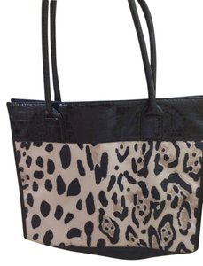 Other Tote in Leopard and black