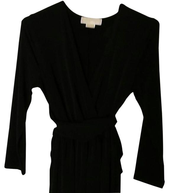 Preload https://item3.tradesy.com/images/michael-kors-black-mid-length-night-out-dress-size-4-s-18982507-0-1.jpg?width=400&height=650