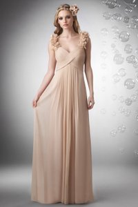 Bari Jay Nude Bari Jay 702 Dress