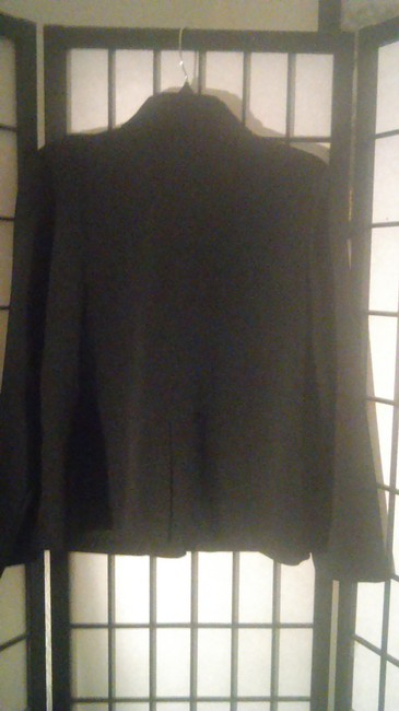First Option Black Blazer