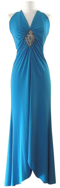 Preload https://item2.tradesy.com/images/turquoise-style-52-6039-long-cocktail-dress-size-12-l-18983041-0-1.jpg?width=400&height=650