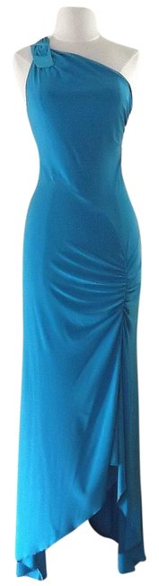 Preload https://img-static.tradesy.com/item/18983479/turquoise-style-56-5186-long-cocktail-dress-size-8-m-0-1-650-650.jpg