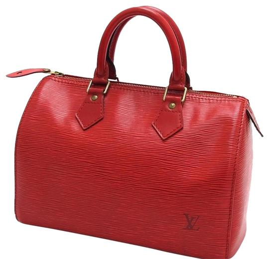 Preload https://img-static.tradesy.com/item/18983854/louis-vuitton-speedy-epi-25-red-leather-satchel-0-1-540-540.jpg