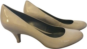 Alfani Pump Patent Leather cream Pumps