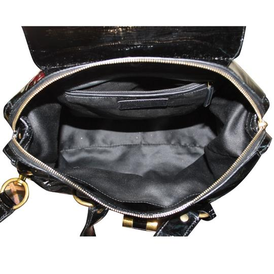 Saint Laurent Yves Ysl Leather Pre-owned Shoulder Bag
