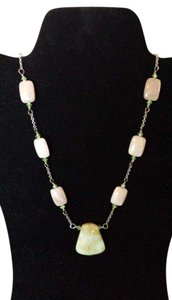 Boston Proper Opal Necklace