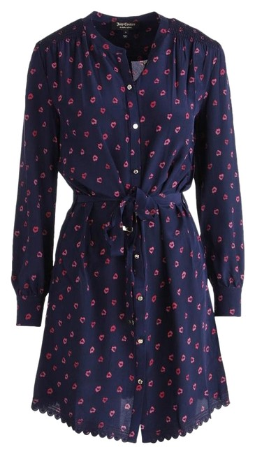 Preload https://item2.tradesy.com/images/juicy-couture-above-knee-cocktail-dress-size-2-xs-18984421-0-1.jpg?width=400&height=650