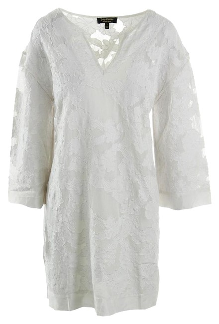 Preload https://item4.tradesy.com/images/juicy-couture-white-above-knee-cocktail-dress-size-petite-8-m-18984523-0-1.jpg?width=400&height=650