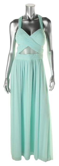 Preload https://item3.tradesy.com/images/betsy-and-adam-green-prom-long-formal-dress-size-petite-10-m-18984652-0-1.jpg?width=400&height=650