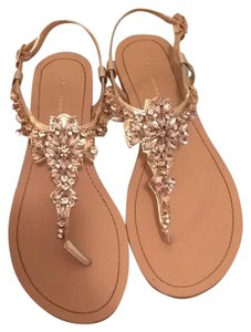 BCBGeneration Gold and silver Sandals