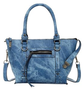 Steve Madden Satchel in Denim