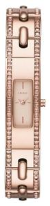 DKNY New DKNY Women's Beekman Stitch Rose Gold Tone watch NY2176