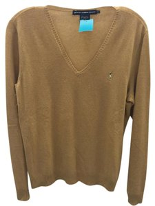 Ralph Lauren Blue Label Wool V-neck Sweater
