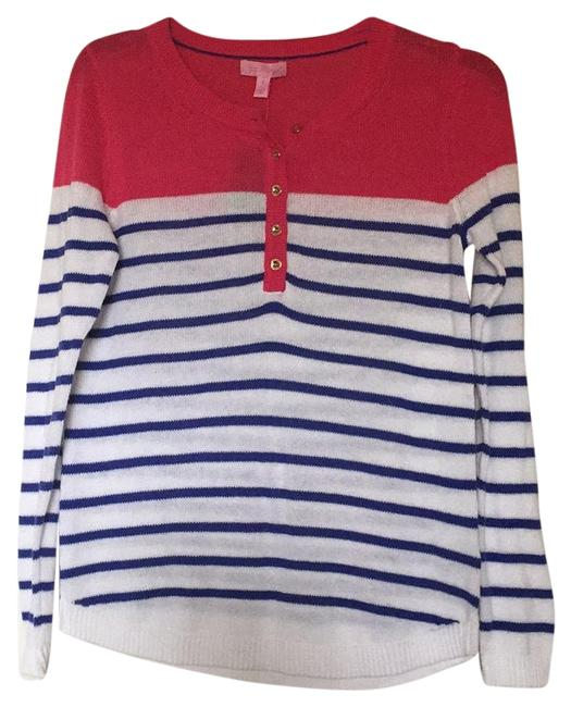 Preload https://item4.tradesy.com/images/lilly-pulitzer-sweaterpullover-size-4-s-18985588-0-1.jpg?width=400&height=650