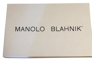 Manolo Blahnik Shoes Box